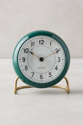 Anthropologie Banker's Clock Holly