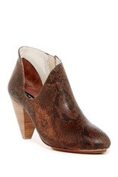 Matt Bernson Jagguar Ankle Bootie Brown