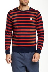 Bench Stagger Pullover Sweater Multi