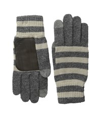 Original Penguin Rolie Effile Tower Extreme Cold Weather Gloves Gray