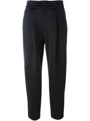 Dkny Tapered Trousers Black