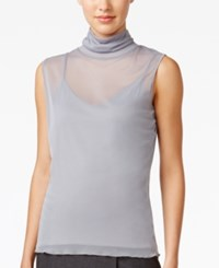 Calvin Klein Mock Turtleneck Shell Tin