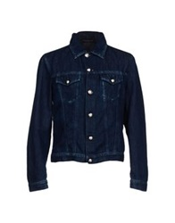 Jacob Cohen Jacob Coh N Denim Outerwear Blue