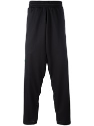 Marcelo Burlon County Of Milan Loose Fit Track Pants Black