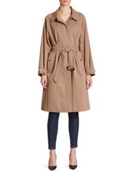 Burberry Tomville Trench Coat Taupe