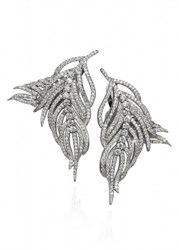Apples And Figs Hermes Feathers Earrings