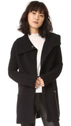Bailey 44 Cornell Sweater Coat Black