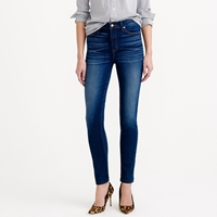 J.Crew Point Sur Hightower Skinny Jean In Dries Wash