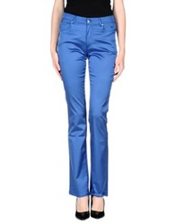 Angelo Marani Casual Pants Blue