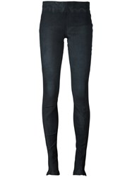 Isaac Sellam Experience 'Sirene' Stretch Trousers Black