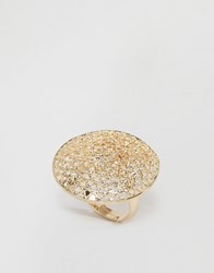 Asos Limited Edition Filigree Ring Gold