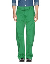 Grifoni Casual Pants Green