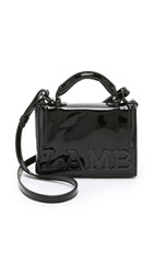 L.A.M.B. Inna Cross Body Bag Black
