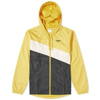 Reebok Vector Windbreaker Yellow