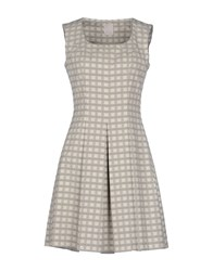 Ekle' Dresses Short Dresses Women Ivory