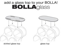 Scale 1 1 Bolla Extra Glass Top