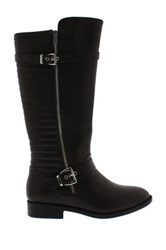Liliana Trouve Tall Boot Brown