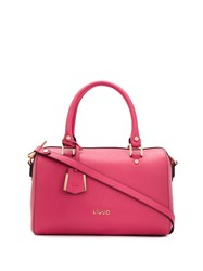 Liu Jo Structured Tote Pink