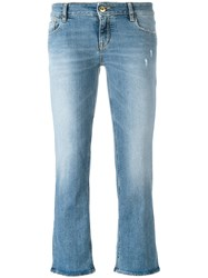 Cycle Flared Jeans Blue