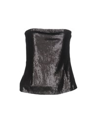 Duck Farm Tube Tops Black