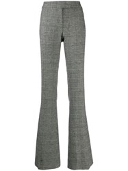 Tom Ford Patterned Trousers Black