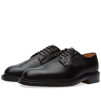 Mark Mcnairy Leather Sole Gibson Shoe Black Odyssey