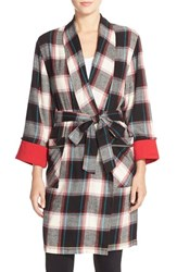 Women's Lucky Brand Flannel Robe