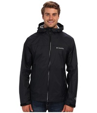 Columbia Evapouration Jacket Black Men's Coat