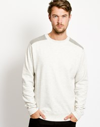 Bellfield Paco Panelled Sweat