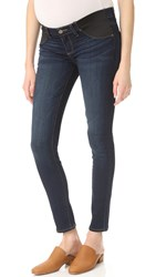 Paige Transcend Verdugo Ultra Skinny Maternity Jeans Armstrong