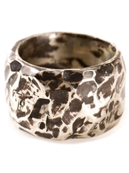 Henson Thick Ring Metallic