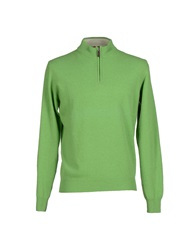 47 Avenue Turtlenecks Light Green