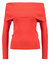 Warehouse Jumper Red