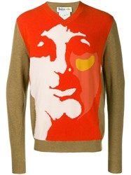 Stella Mccartney All Together Now Paul Jumper Brown