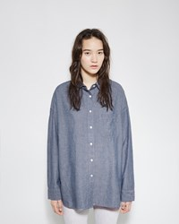 6397 Lori Chambray Shirt Washed Indigo