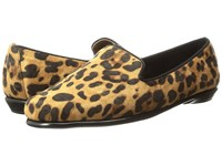 Aerosoles Betunia Leopard Tan Women's Flat Shoes Brown