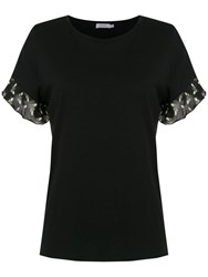 Isolda Anai T Shirt Black