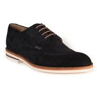 Oliver Sweeney Connell Suede Derby Shoes Navy