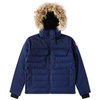 Canada Goose Chatham Parka Blue