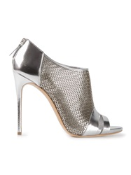 Casadei Heeled Bootie Metallic