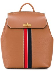 Bally Bahira Backpack Brown