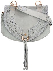 See By Chloe Collins Crossbody Bag Grey