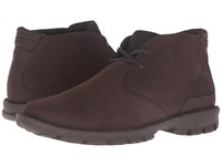 Caterpillar Mitch Chocolate Men's Lace Up Boots Brown