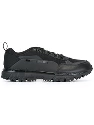 Puma Chunky Sole Textured Sneakers Black