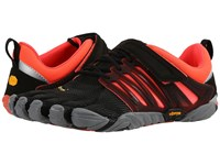 Vibram Fivefingers V Train Black Coral Grey Women's Shoes