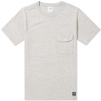 Bedwin And The Heartbreakers Jack Pocket Tee Grey