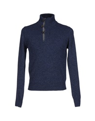 Heritage Turtlenecks Dark Blue