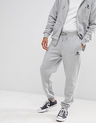 Converse Skinny Joggers In Grey 10008815 A03