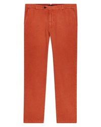 Jaeger Garment Dyed Slim Chinos Fox