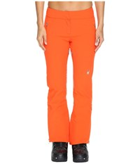 Spyder The Traveler Tailored Fit Pant Burst Women's Casual Pants Yellow